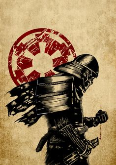 Samurai vader by fear229 on DeviantArt