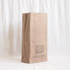 STUSSY Livin' - Medium Brown Bag