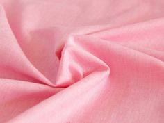Cotton Chambray - Pink Dressmaking Fabric, Fabric Swatches, Chambray, Color Pop, Colours, Fabrics, Cotton, Pink, Stuff To Buy