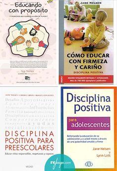 Libros sobre Disciplina Positiva para padres