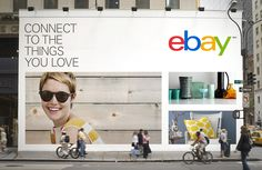 New ebay logo. They're finally stepping out of the 90's.