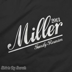 64ed6d079 17 Best Family Reunion T-shirts and Ideas images | Family gatherings ...