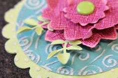 How To Make Quick & Easy Handmade Cards with Die Cuts