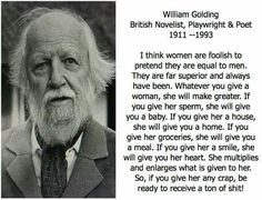Women are not equal to men. Women are far superior and always have been.