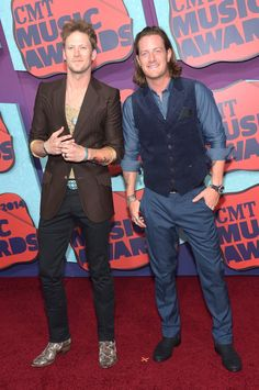 Pin for Later: Gone Country: See All the Stars at the CMT Awards! Florida Georgia Line