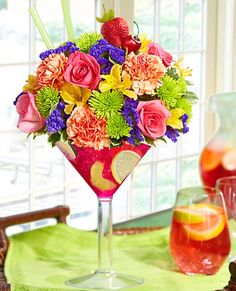 Happy Hour Flowers! # Pin++ for Pinterest #