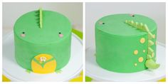 Alarmingly Adorable: Baby Cake Designs by Whipped Bakeshop — CakeSpy