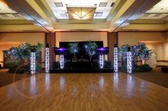 Embassy Suites Grapevine Prom; Enchanted Forest Prom Party  significanteventsoftexas.com