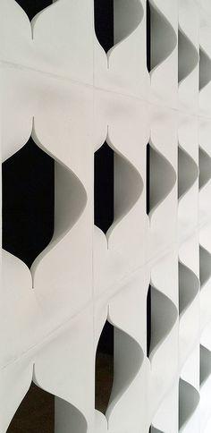 Divisorio in gesso LEONE by mg12 design Monica Freitas Geronimi