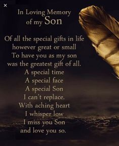 Grief Quotes Child, My Son Quotes, Grief Poems, Mom Poems, Life Quotes Love, Missing My Son, I Love My Son, I Love You, Miss You