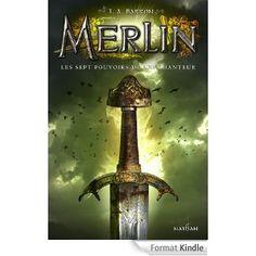 Merlin - Livre 2 eBook: T.A Barron, Agnès Piganiol: Amazon.fr: Boutique Kindle