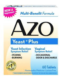 Vaginal and yeast infections share similar bothersome symptoms (itching, burning, odor, and discharge). Only AZO Yeast Plus homeopathic medicine combines yeast infection and vaginal symptom relief in one convenient pill.* Relieves vaginal itching and b Yeast Infection Symptoms, Yeast Infection Treatment, Yeast Infection Medication, Candida Overgrowth, Candida Albicans, Candida Yeast, Thing 1, Homeopathic Medicine