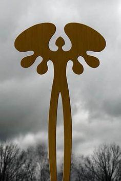 Engelmens, Engel, Bloem, Mens, Spirituele Bloem, Tempelhof, Dominio vale do Mondego Sculpture Art, Sculptures, Renaissance, Sculpture