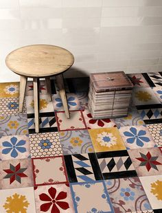 Cuisine & Salle de Bain Marocain Mix Tile Sticker 48 Sticker