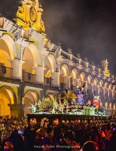 Semana Santa en Antigua - Óscar Iván Photography