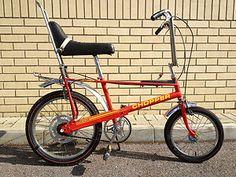 Raleigh chopper bike