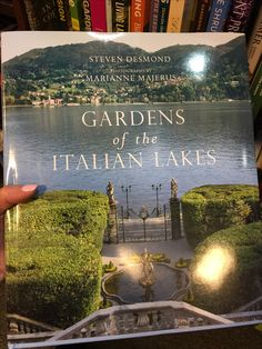 Garden Living, Home And Garden, Italian Lakes, Library Room, Coffee Table Books, Living Room Chairs, House, Gifts, Decor