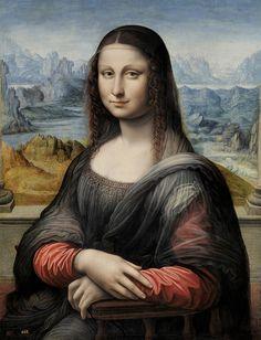 La Gioconda o Mona Lisa - Prado Museum