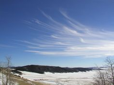 Cirrus clouds | UCAR Center for Science Education