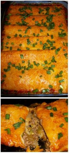 Father's Day dinner was Beef Enchiladas. Recipe courtesy of Ree, the Pioneer Woman from The Food Network. This was a pretty easy recipe and budget friendly too.
