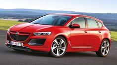 Opel Astra (2015) #cars