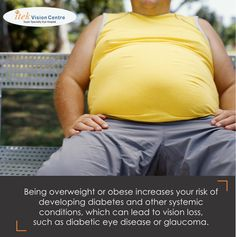 If you are having trouble maintaining a healthy weight, talk to our specialists: http://itekvisioncentre.com/