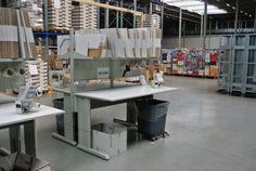 Sovella Nederland Treston | Sovella Nederland | Inpaktafels - Uw professionele inpaktafel met handige accessoires | Ook voor werktafels, inpaktafels, trolleys, wandrails, haken en (perfo)panelen