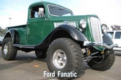 Nice modification to 1934 Ford