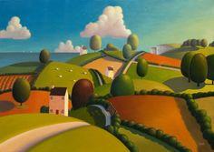 Paul Corfield Studio Work