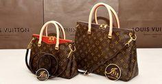 เปรียบเทียบsizeกระเป๋าหลุยส์ LV Pallas Vs Pallas bb Monogram มีสินค้าพร้อมส่ง‼️ - Iris Shop