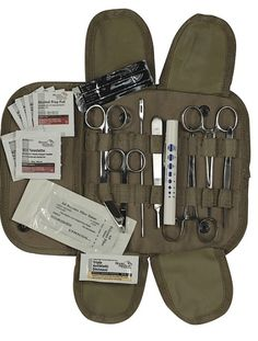 Complete Surgical Kit - DoomzDay Preppers