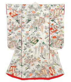 A Brief And Stunning Visual History Of The Kimono How the iconic Japonisme garment evolved from the 8th century to present day.