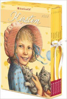 Kirsten Boxed Set with Game (American Girl): Janet Shaw, Renée Graef: 9781593697884: Amazon.com: Books