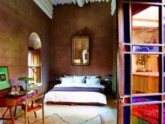 El-fenn-hotel-marrakech-morocco - hotel room hiit workout - womens health uk