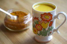 Turmeric Tea Recipe- Omit Honey for Whole30