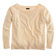 Collection cashmere sweatshirt - Pullover - Women's sweaters - J.Crew