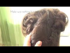 Downton Abbey hair tutorial: Lady Sybil // from lostinaspotlessmind.com