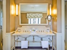 Traditional console sinks - Portfolios - Dering Hall