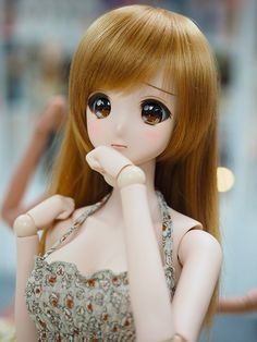 Smart Doll Mirai Suenaga by kottu_tot