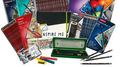 Worth £269 each Source: 2 sets of art products up for grabs! | Consumer Advice | Yours