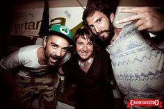 Tony, Sarah & Vincenzo @ Tartana, Italy