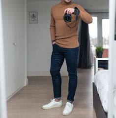 visit our website for the latest men's fashion trends products and tips . Trendy Mens Fashion, Stylish Men, Men Casual, Men's Fashion, Fashion Trends, Trendy Outfits, Casual Dress Outfits, Man Dressing Style, Gentleman Style