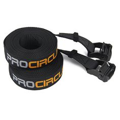 PROCIRCLE Heavy Buckle Straps for Olympic Gym Rings Gymnastics, Fitness #PROCIRCLE