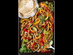 Easy Chicken Fajitas {Oven-Baked on Sheet Pan!} – Cooking Classy Easy Chicken … Easy Chicken Fajitas {Oven-Baked on Sheet Pan!} – Cooking Classy Easy Chicken Fajitas {Oven-Baked on Sheet Pan! Easy Chicken Fajitas, Easy Chicken Fajita Recipe, Steak Fajitas, Oven Fajita Recipe, Chicken Pan Recipes, Oven Baked Fajitas, Mexican Chicken Fajitas, Grilled Chicken Fajitas, Shrimp Fajitas