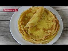 Naleśniki ryżowe z jabłkiem i cynamonem (bezglutenowe) :: Skutecznie.Tv [HD] - YouTube