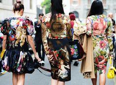 Start na semana de moda de Milão (fev.2013)