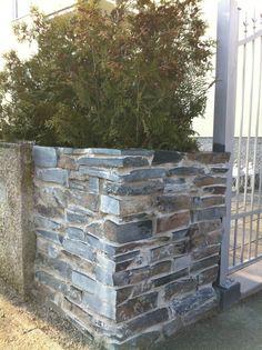 Wunderbar Gneis Mauersteine