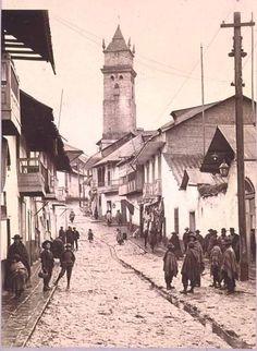 Bogota  Antigua _Esta es @Bogota_DC en la década de 1940 Cali Colombia, Colombia Travel, Japan Spring, Native Art, Good Times, Mandalay, Philippines, Caribbean, Mexico