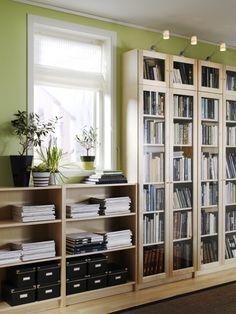 ikea bibliotheque