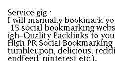 BookmarkyoursitetoTOP15Socialbookmarking